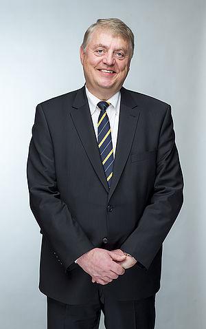 Rico Back zum CEO der Royal Mail Group ernannt