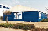 Eschenbach Lagerzelte / Leichtbauhallen